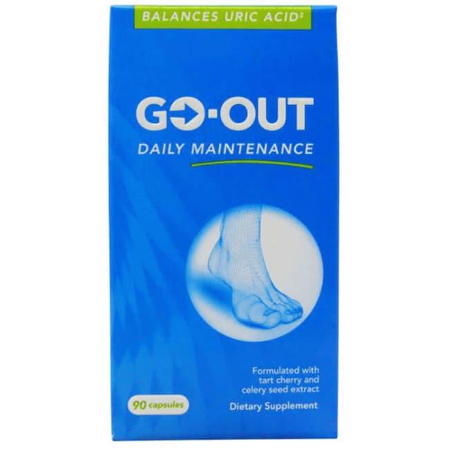 Mt. Angel Vitamin CompanyGo-Out Plex