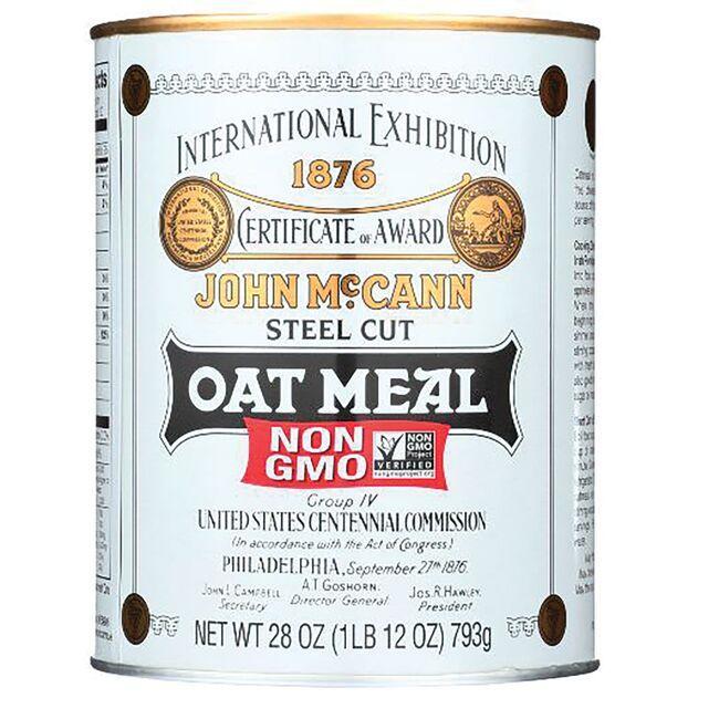 McCann's Irish OatmealMcCann's Irish Oatmeal Steel Cut