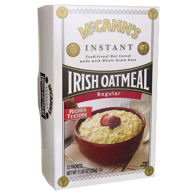 McCann's Irish OatmealInstant Oatmeal - Regular