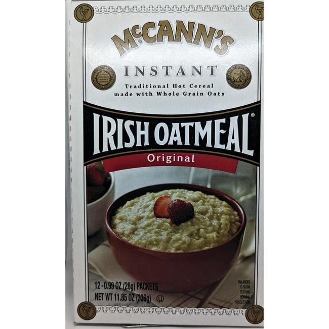 Mccans oatmeal