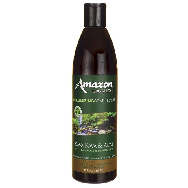 Mill CreekAmazon Organics Volumizing Conditioner