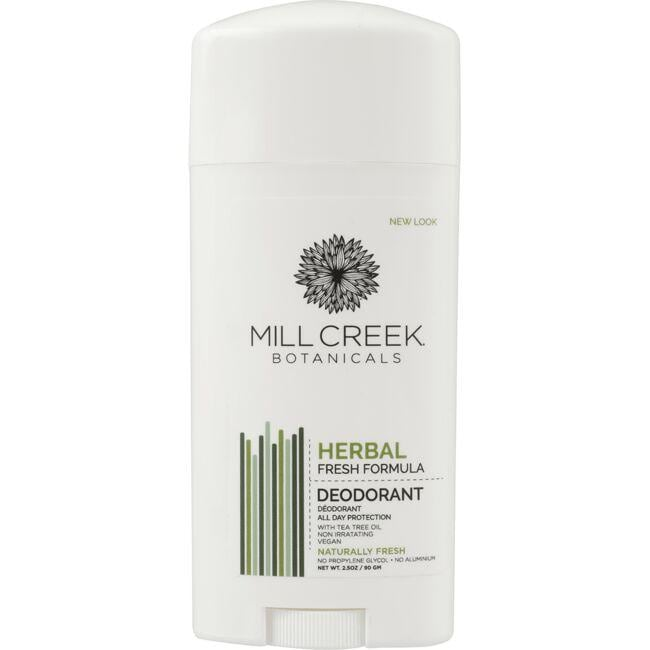 Mill CreekHerbal Deodorant