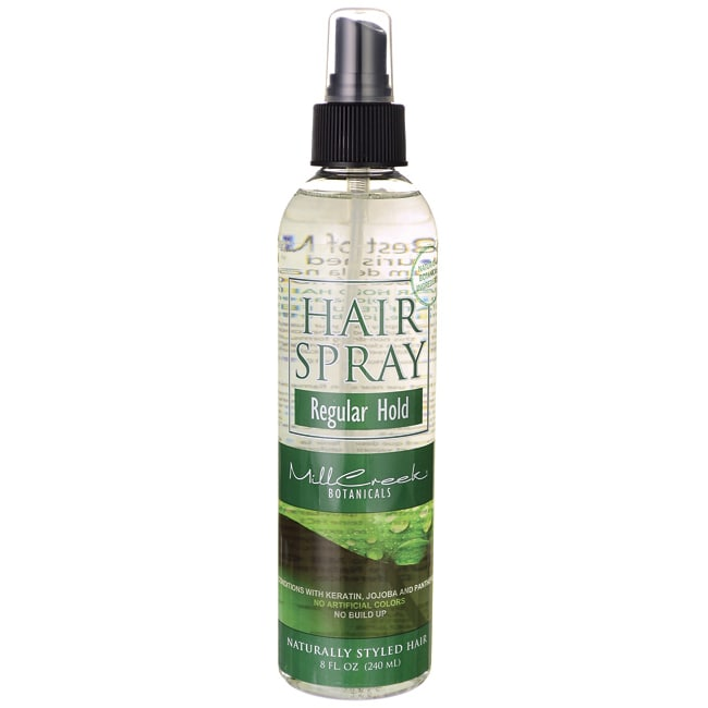 Mill CreekHair Spray Regular Hold