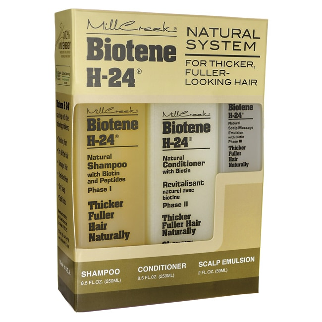 Mill Creek Biotene H-24 Tri-Pack