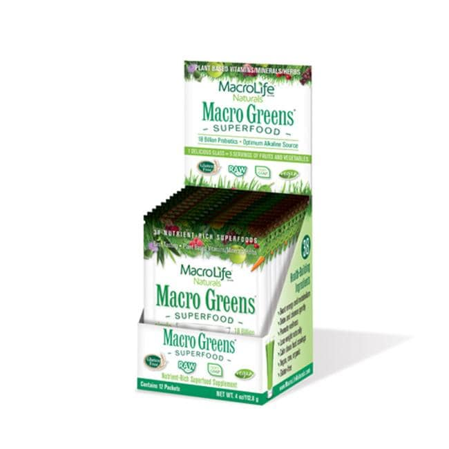 MacroLife NaturalsMacro Greens Superfood