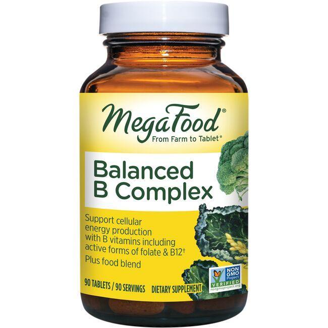 MegaFoodBalanced B Complex