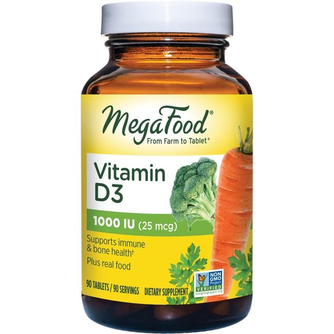 MegaFood Vitamin D3