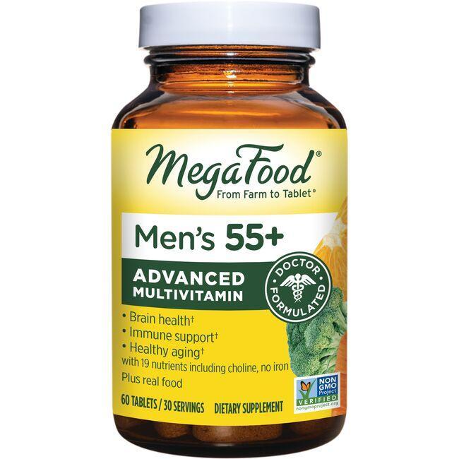 MegaFoodMulti for Men 55+