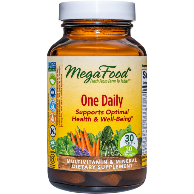 MegaFood One Daily