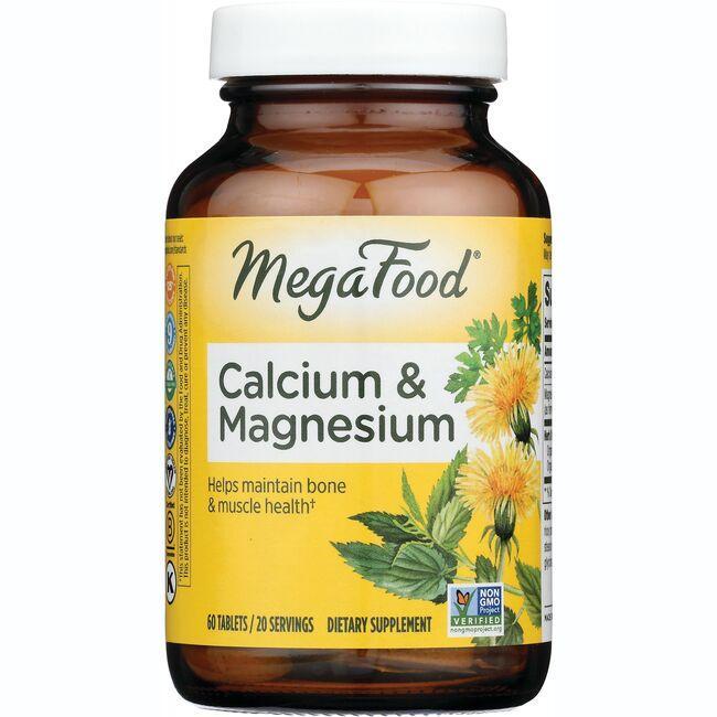 MegaFoodCalcium, Magnesium & Potassium