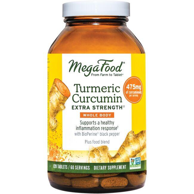 MegaFoodTurmeric Strength for Whole Body