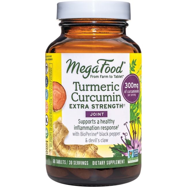 MegaFoodTurmeric Strength for Joint