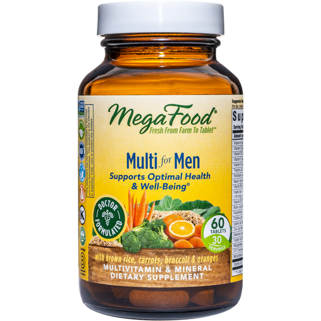 MegaFoodMulti for Men