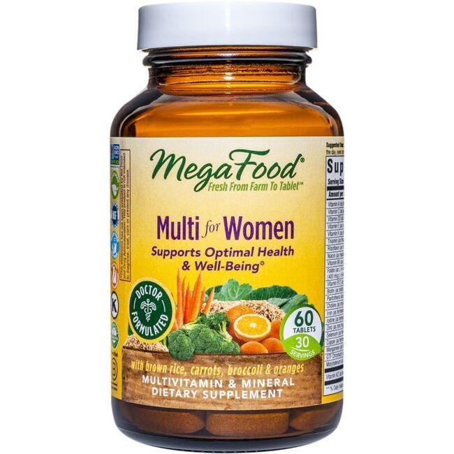 MegaFoodMulti for Women