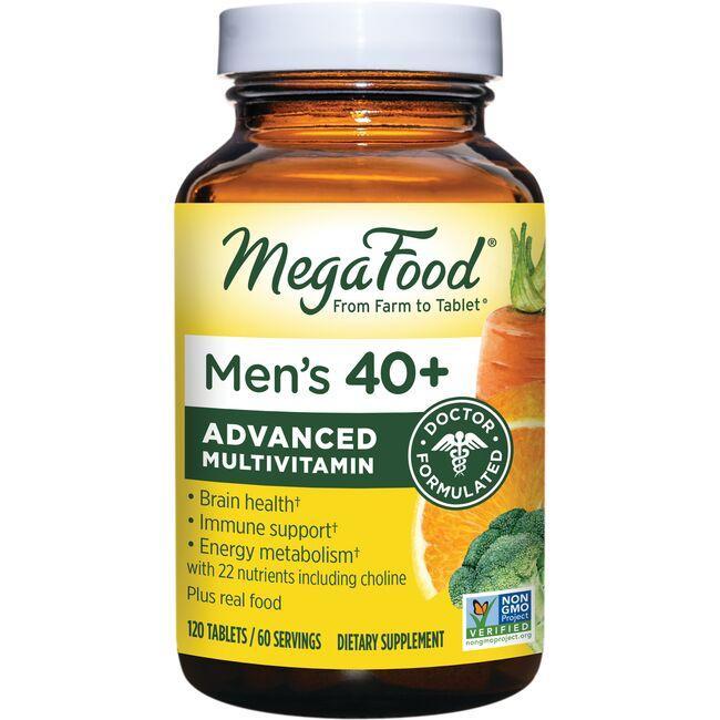 MegaFoodMulti for Men 40+