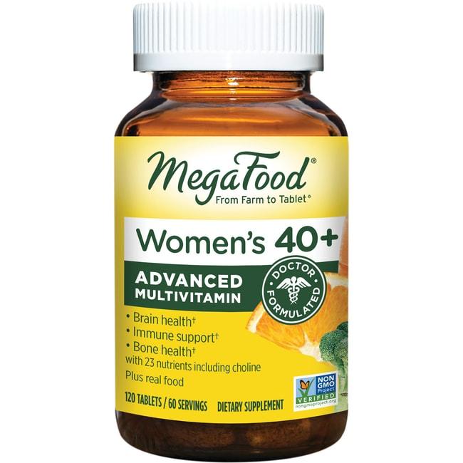 MegaFoodMulti for Women 40+