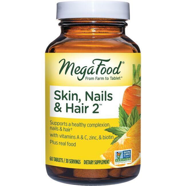 MegaFoodSkin, Nails & Hair 2