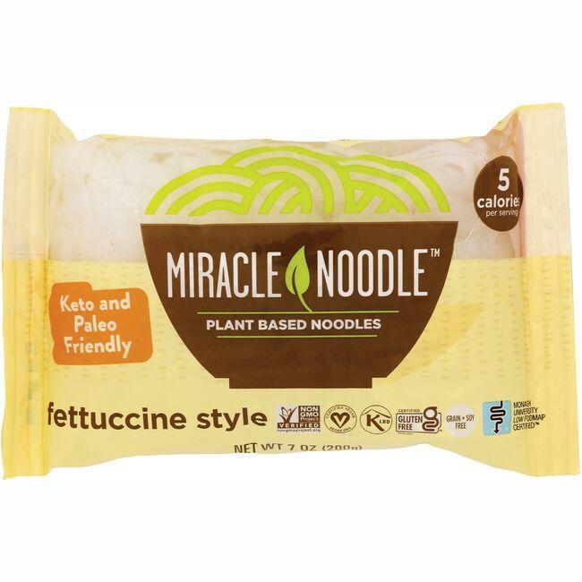 Miracle NoodleFettuccini Shirataki