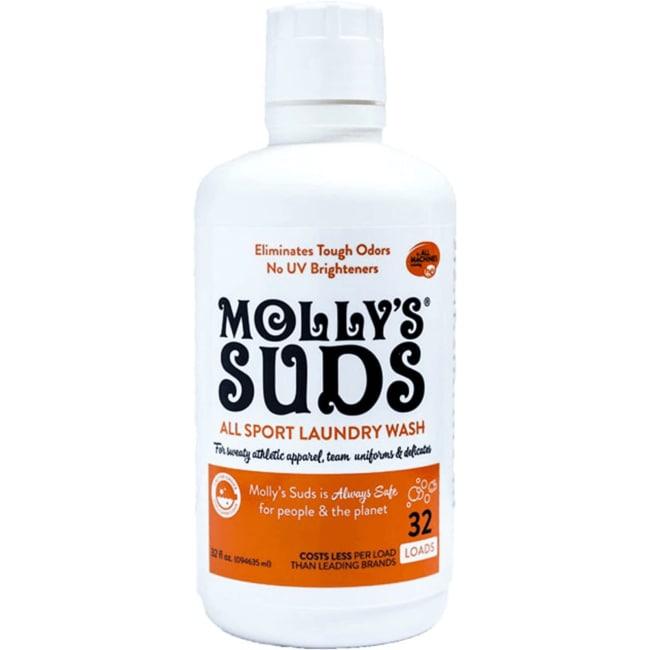 Molly's SudsAll Sport Laundry Wash - 32 Loads