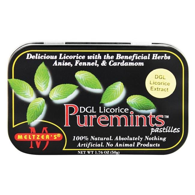 Meltzer's Puremints DGL Licorice