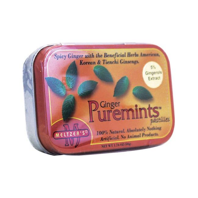 Meltzer's Puremints Ginger