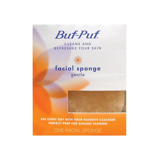 Nexcare Buf-Puf Facial Sponge (Gentle)