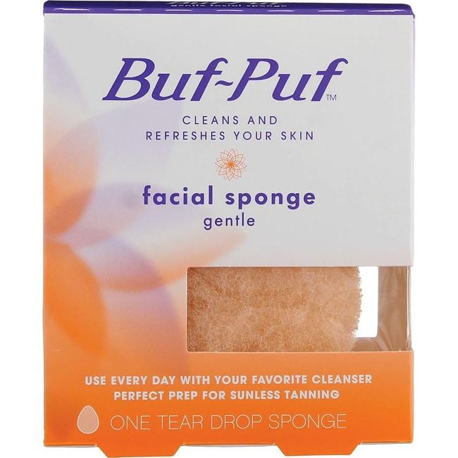 Nexcare Buf-Puf Facial Sponge (Gentle) 1 Unit