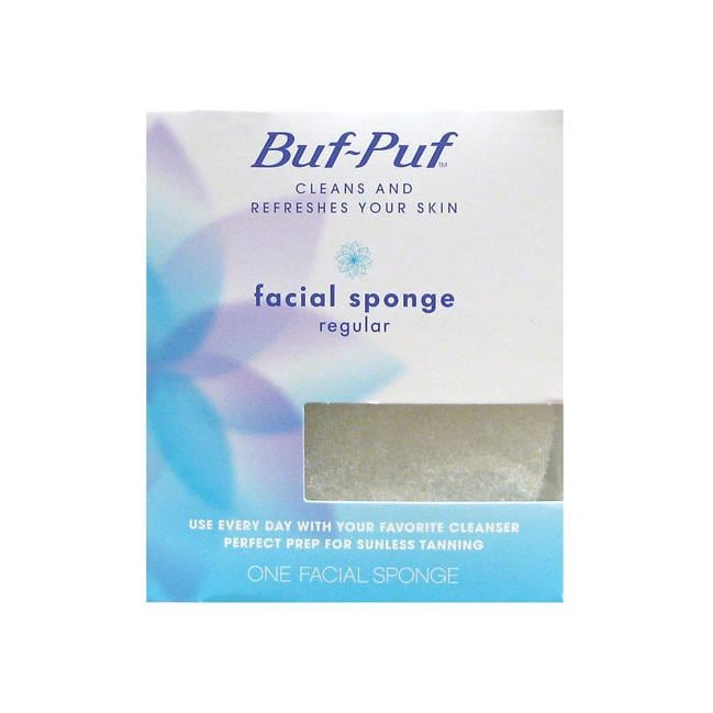 Nexcare Buf-Puf Facial Sponge (Regular) 1 Unit