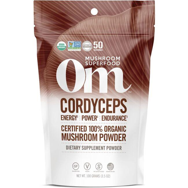 Organic Mushroom NutritionCordyceps