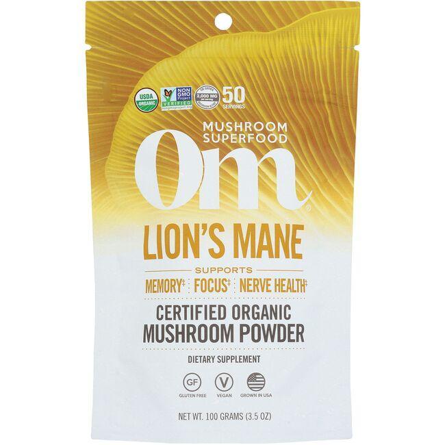 Organic Mushroom NutritionLion's Mane