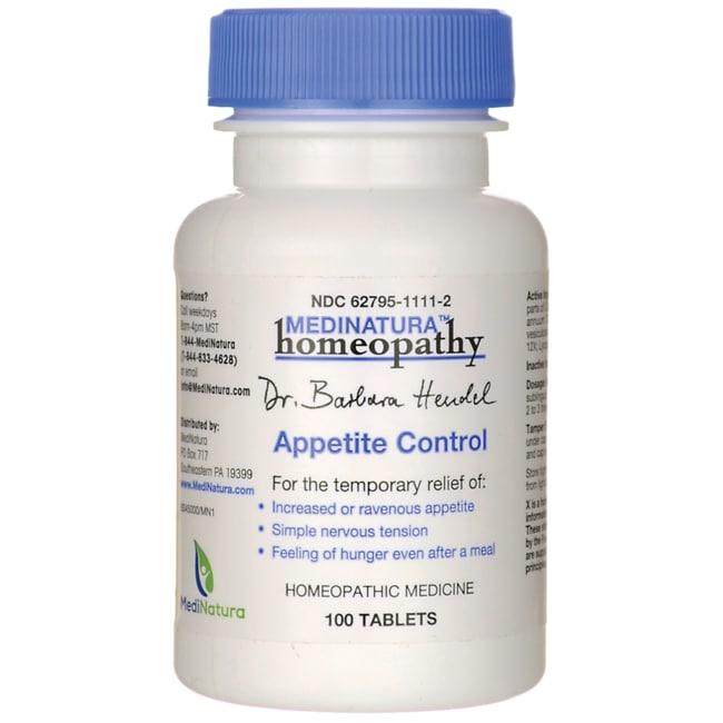 MediNaturaAppetite Control