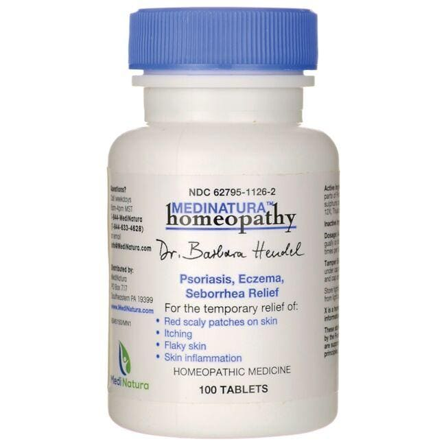 MediNaturaPsoriasis, Eczema, Seborrhea Relief