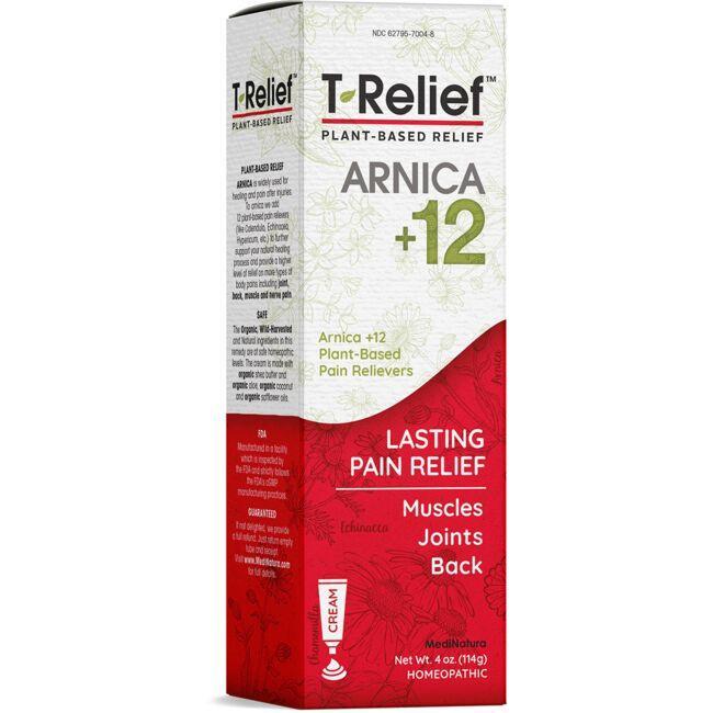 MediNaturaNatural T-Relief Pain Relief Cream