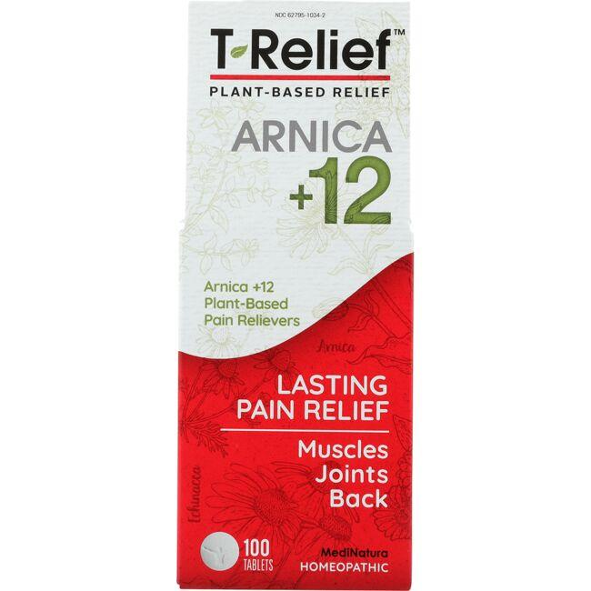 MediNatura T-Relief Arnica + 12