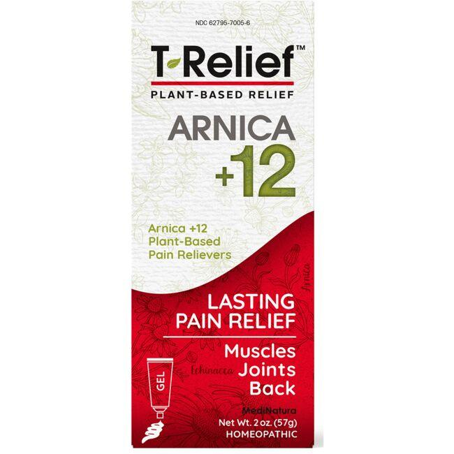 MediNatura T-Relief Pain Relief Gel