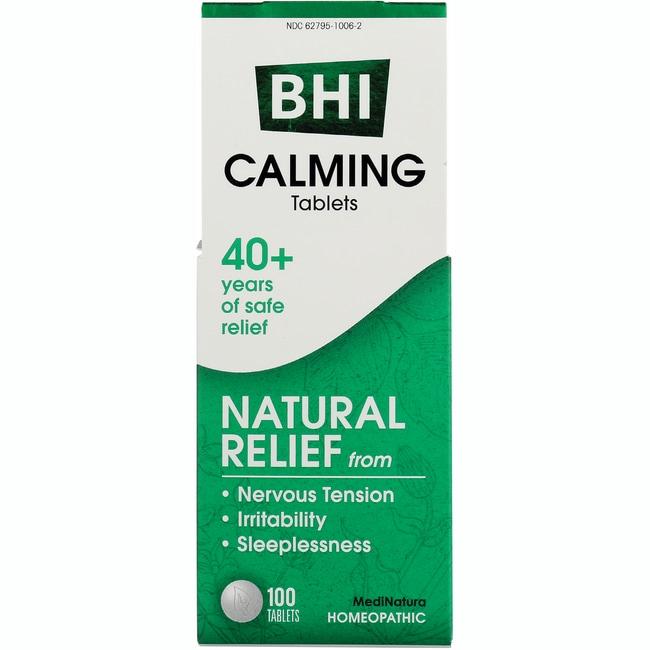 MediNaturaCalming Tablets