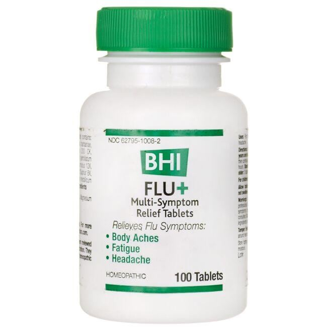 MediNatura Flu+ Multi-Symptom Relief Tablets