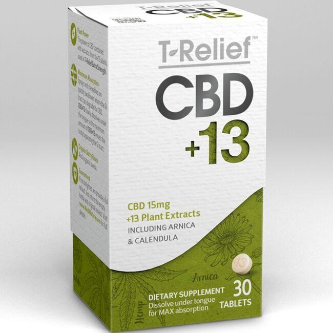 MediNaturaT-Relief CBD +13