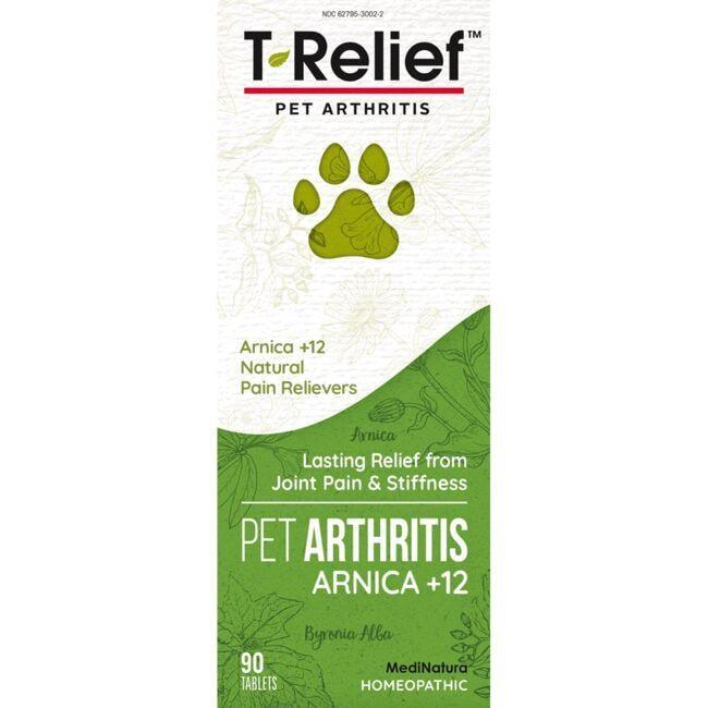 MediNaturaT-Relief Pet Arthritis Arnica +12