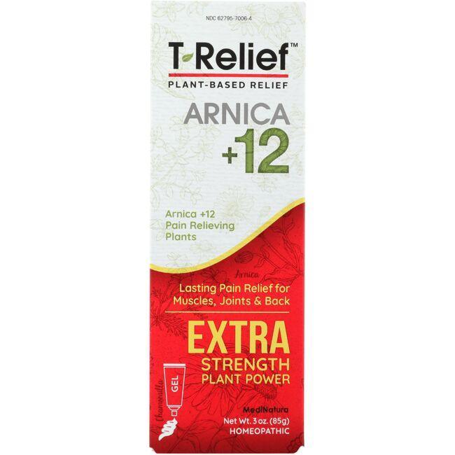 MediNaturaT-Relief Arnica +12 Extra Strength