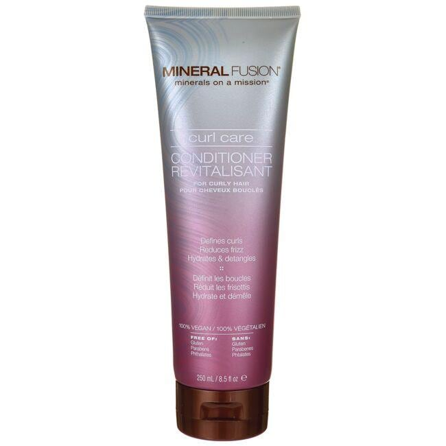 Mineral Fusion Curl Care Conditioner Revitalisant For Curly Hair