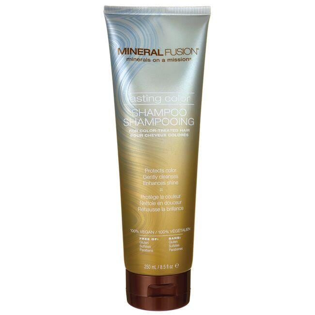 Mineral Fusion Lasting Color Shampoo for Color-Treated Hair