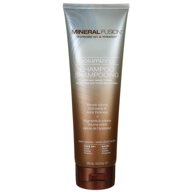 Mineral FusionVolumizing Shampoo For All Hair Types
