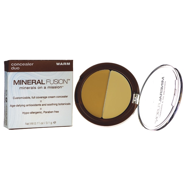 Mineral Fusion Concealer Duo - Warm