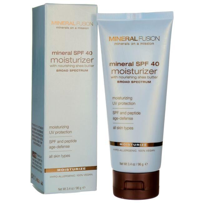 Mineral FusionMineral SPF 40 Moisturizer