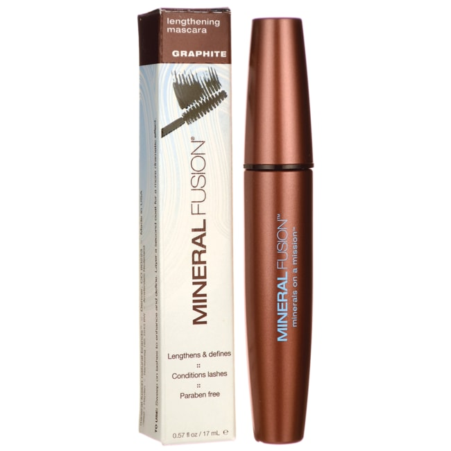 Mineral FusionLengthening Mascara - Graphite
