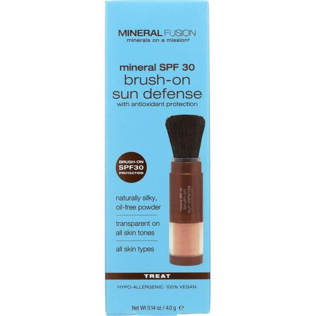 Mineral Fusion Mineral SPF 30 Brush-On Sun Defense