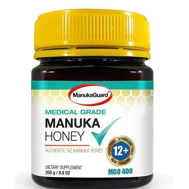 ManukaGuard Medical Grade Manuka Honey