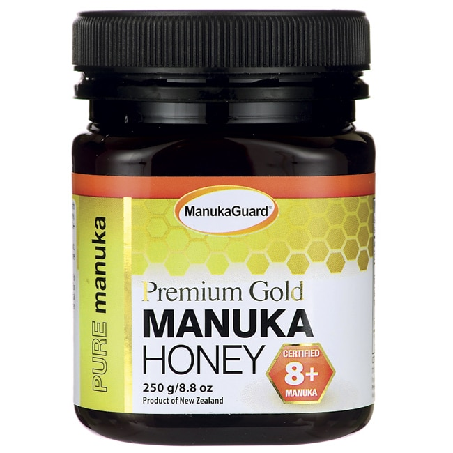 ManukaGuardPremium Gold Manuka Honey 8+