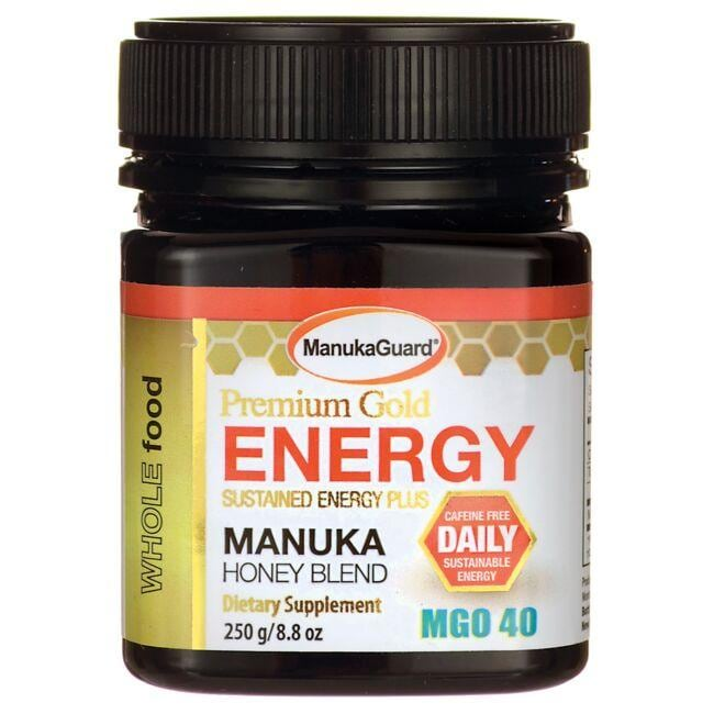 ManukaGuard Honey Dew Plus - Manuka Honey